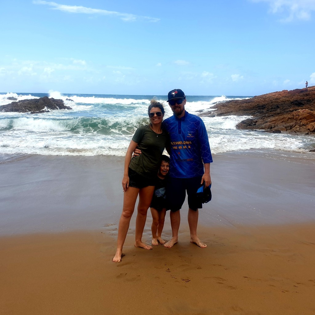 Family Holiday to Agnes Waters, October 2019.